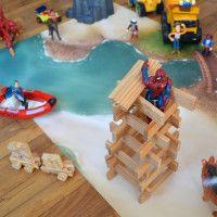 Carpeto : jouer nous fait grandir #Carpeto #Playmobil #Playmats