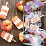 44 Popsicle Recipes to Keep Your Kiddos Cool All Summer Long Healthy Meals For Kids, Healthy Treats, Kids Meals, Popsicle Recipe For Kids, Popsicle Recipes, Kids Cooking Recipes, Cooking With Kids, Frozen Desserts, Frozen Treats