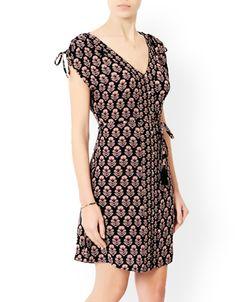 Chloe Printed Dress