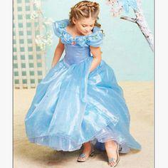 long dress 4t cinderella