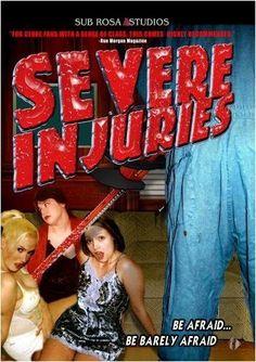 Severe Injuries 2003
