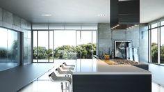 contemporary dream #kitchen