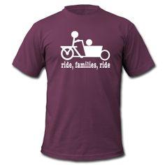 Men's Bakfiets Ride Families ~ 316