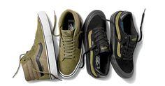 539d7e527b1 Vans - Dakota Roche Signature SK8-Hi Pro and Style 112 Pro Shoes! DETAILS