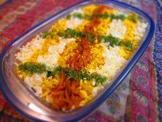 ラスクとマヨネーズのサラダ(トルコ)