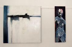 """Conny Niehoff, """"Wege gehen"""" Mit einem Klick auf """"Als Kunstkarte versenden"""" versenden Sie kostenlos dieses Werk Ihren Freunden und Bekannten."""