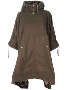 BARBOUR GOLD LABEL BY TEMPERLEY 'Fern' Cape