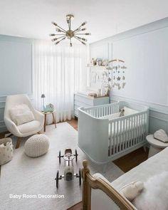 Baby Girl Nursery Room İdeas 591308626064195697 - Source by Baby Bedroom, Baby Boy Rooms, Kids Bedroom, Nursery Room Decor, Bedroom Decor, Bedroom Ideas, Girl Nursery, Baby Room Design, Baby Kind