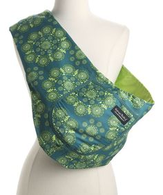 3 day SALE $ 19.99 Reg. $60.00 ~ Baby shower gift idea!  Reversible Organic Sling by Karma Baby ~ more choices available