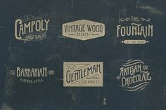 Bhavers Typeface by ilhamherry on Creative Market