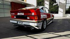 1984 Honda CRX custom.