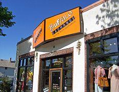 the minneapolis store The Buffalo exchange!