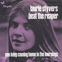 - Cover - Laurie Styvers - Beat The Reaper / You Keep Coming Home In The Mornings - Chrysalis - Denmark - CHS 2002 Create Your Own World, Cds For Sale, 45 Records, Ebay Search, Cd Album, Coming Home, Classical Music, Live Music, Mornings