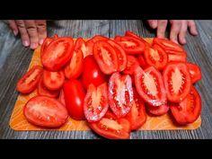 Помидоры По Корейски. От этой закуски все в восторге! - YouTube Favorite Recipes, Stuffed Peppers, Vegetables, Youtube, Food Ideas, Cooking, Salads, Food And Drinks, Stuffed Pepper