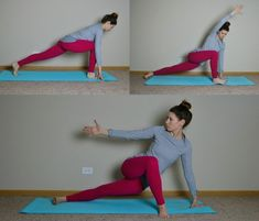 Yoga poses to help with IT Band for runners