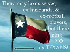 Ain't no ex Texans!