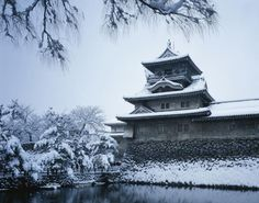 The World's Top 6 Snowiest Cities: Toyama, Japan