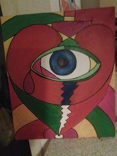 Acrylic on canvas 40x60
