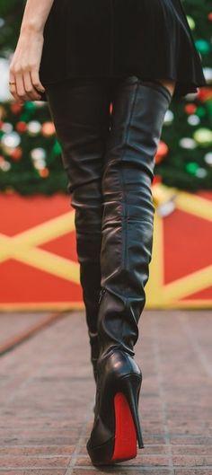 Christian Louboutin Gazolina Boots …                                                                                                                                                                                 More