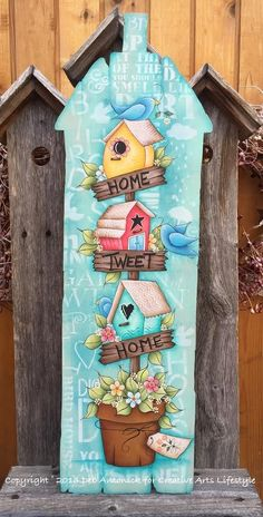 Home Tweet Home E-packet - Deb Antonick