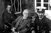 Hugo Eckener, Count von Zeppelin, Peter Strasser