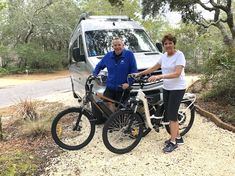 After a lot of consideration, Jennifer and I finally got eBikes. For some time, Rad Power Bikes have been a sponsor on our RV podcast. We figured we ...