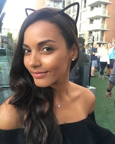 what's your favourite song to sing? Jessica Lucas, Gotham Tv, Songs To Sing, Celebs, Celebrities, Just The Way, Girl Crushes, Beautiful Black Women, Hollywood Actresses