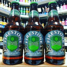 Luponic Distortion Revolving Hop Series 004 - 5.9% IPA brewed with Southern Hemisphere hops from @firestonewalker