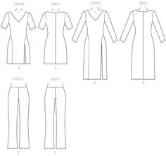 Fabric Mart Fabricistas: Made by a Fabricista: Tunics with ITY Knits: Vogue 9159
