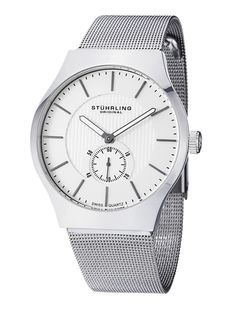 Men's Albion Stainless Steel Watch