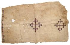 Ancient Resource: Coptic Egyptian Artifacts & Textiles for ...