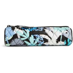 Vera Bradley On a Roll Case in Camofloral (25 CAD) ❤ liked on Polyvore featuring beauty products, beauty accessories and bags & cases
