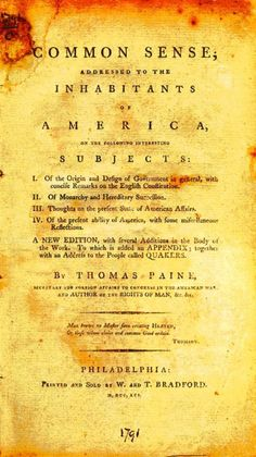 Images of Documents from Early American History