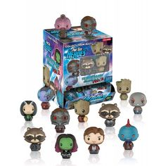 Funko Pint Sized Heroes - Guardians of the Galaxy Vol 2 Blind Box Vinyl Figure Funko Mystery Minis, Galaxy 2, Toy Sale, Guardians Of The Galaxy, Marvel Movies, Blinds, Christmas Ornaments, Toys, Holiday Decor