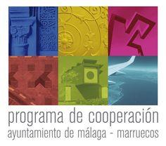 Desarrollo de imagen corporativa realizado por tuimagina para el programa europeo de cooperación málaga_marruecos.