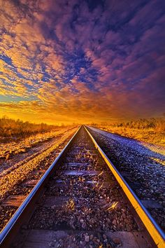 On A Train Bound For Nowhere by Phil Koch - Photo 201258615 / 500px