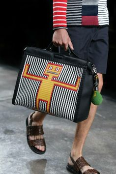 Fendi Men's Spring/Summer 2015 collection