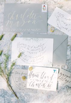 Oh So Beautiful Paper: Calligraphy Inspiration: Bohemian Ink