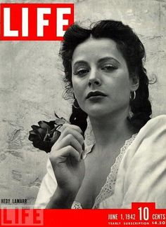 Hedy Lamar - june 1, 1942 by truity1967, via Flickr