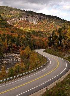 America's most thrilling roads -Kancamagus Highway (New Hampshire)