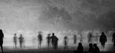 Minutes to Midnight - Trent Parke - Mysterious mood, grain adds to the effect