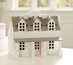 All-in-One Dollhouse | Pottery Barn Kids