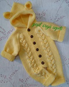 Most Beautiful Knitting Baby Sleeping Bag Patterns - Knittting Crochet Kids Knitting Patterns, Knitting Blogs, Knitting For Kids, Baby Patterns, Knitted Baby Clothes, Knitted Romper, Baby Sleeping Bag Pattern, Baby Outfits, Kids Outfits