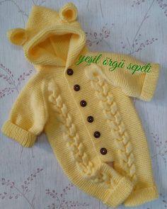 Most Beautiful Knitting Baby Sleeping Bag Patterns - Knittting Crochet Baby Booties Knitting Pattern, Kids Knitting Patterns, Knitting Blogs, Knitting For Kids, Baby Patterns, Baby Outfits, Kids Outfits, Knitted Baby Clothes, Knitted Romper