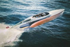 2500 hp Spitfire-powered Aeroboat from Claydon Reeves