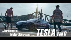 TURBOMETAL motorblog /// TESLA P85D insane metal mode (ENG subtitle)