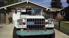 1953 Dodge Power Wagon for sale in Elk Grove California - United States