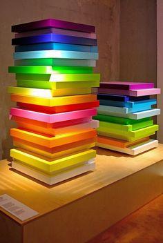 Mille-Feuille storage units by Emmanuelle Moureaux & Schonbuch » Retail Design Blog