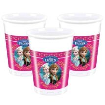 Disney Frozen Movie Birthday Party Supplies Canada: Includes one self inking snowflake stamper. Disney Frozen Birthday, Frozen Disney, Open A Party, Frozen Love, Frozen Merchandise, Party Cups, Kid Movies, Plastic Cups
