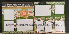 Kiwi Lane Designs, You Are Awesome, Scrapbook Layouts, Make It Simple, Templates, Create, Shop, Stencils, You Are Amazing